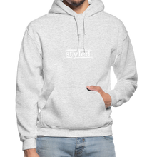 Load image into Gallery viewer, styled. Unisex Hoodie - light heather gray