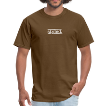 Load image into Gallery viewer, styled. unisex short sleeve tee - brown