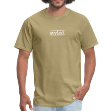 Load image into Gallery viewer, styled. unisex short sleeve tee - khaki