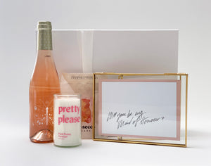 Maid of Honour Proposal | Gift box