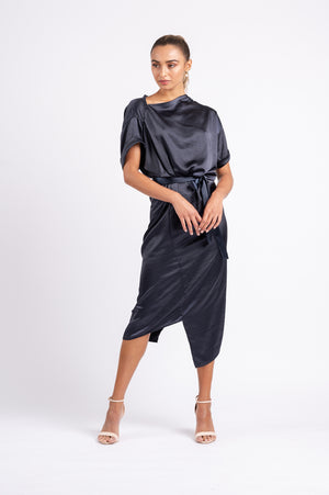 Load image into Gallery viewer, The Tipsy Tunic|  Dress