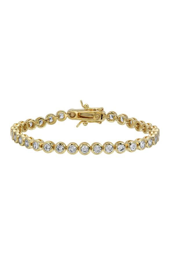 Load image into Gallery viewer, Reese| Tennis Bracelet