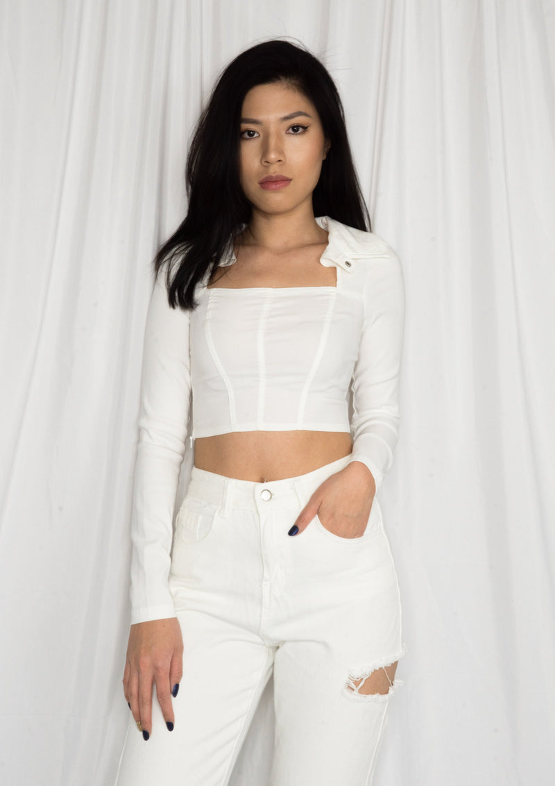 Cut Out Top - MYPHEME