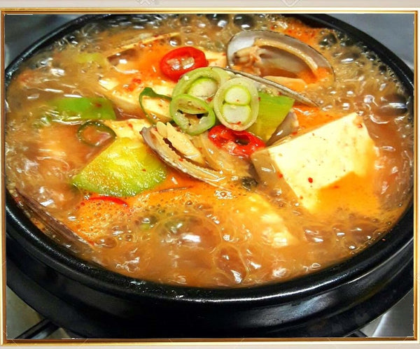 Soybean Paste Soup (Inclusive of rice)