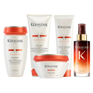 Kérastase Nutritive Nourishing Routine for Fine Hair RRP £140.10