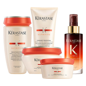Kérastase Nutritive 24 Hour Intensely Nourishing Routine for Thick Hair RRP £150.10