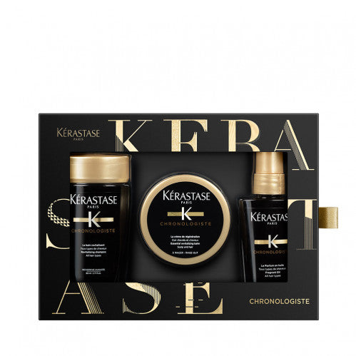 Kerastase Chronologiste Holiday Travel Sized Kit