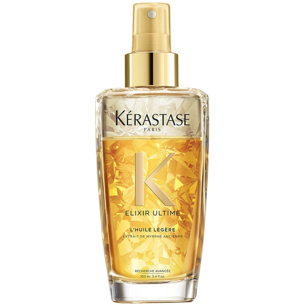 Kerastase Ultime Light Hair Oil 100ml!
