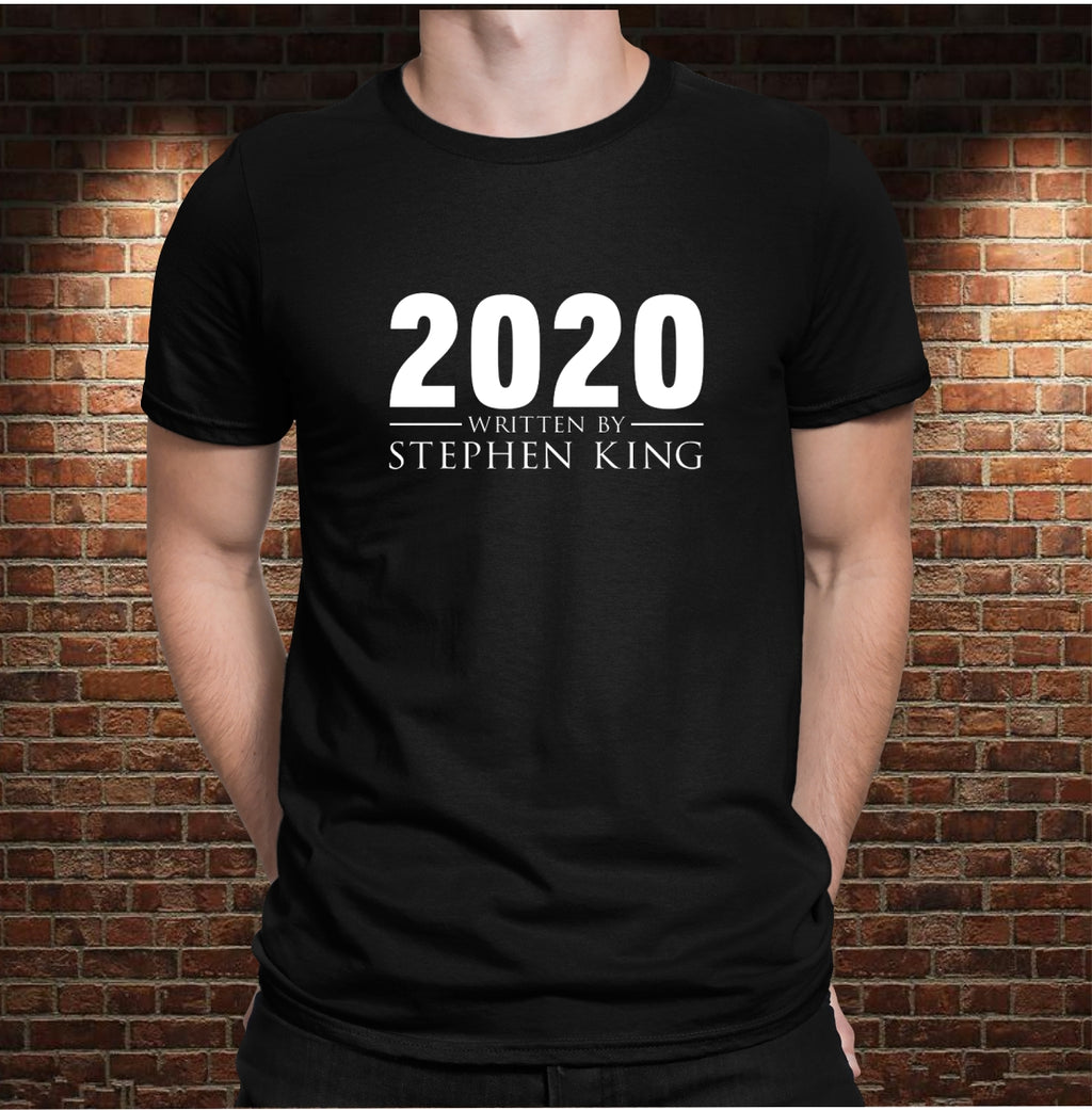 CAMISETA 2020 BY STEPHEN KING