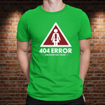 CAMISETA 404 GIRLFRIEND NOT FOUND