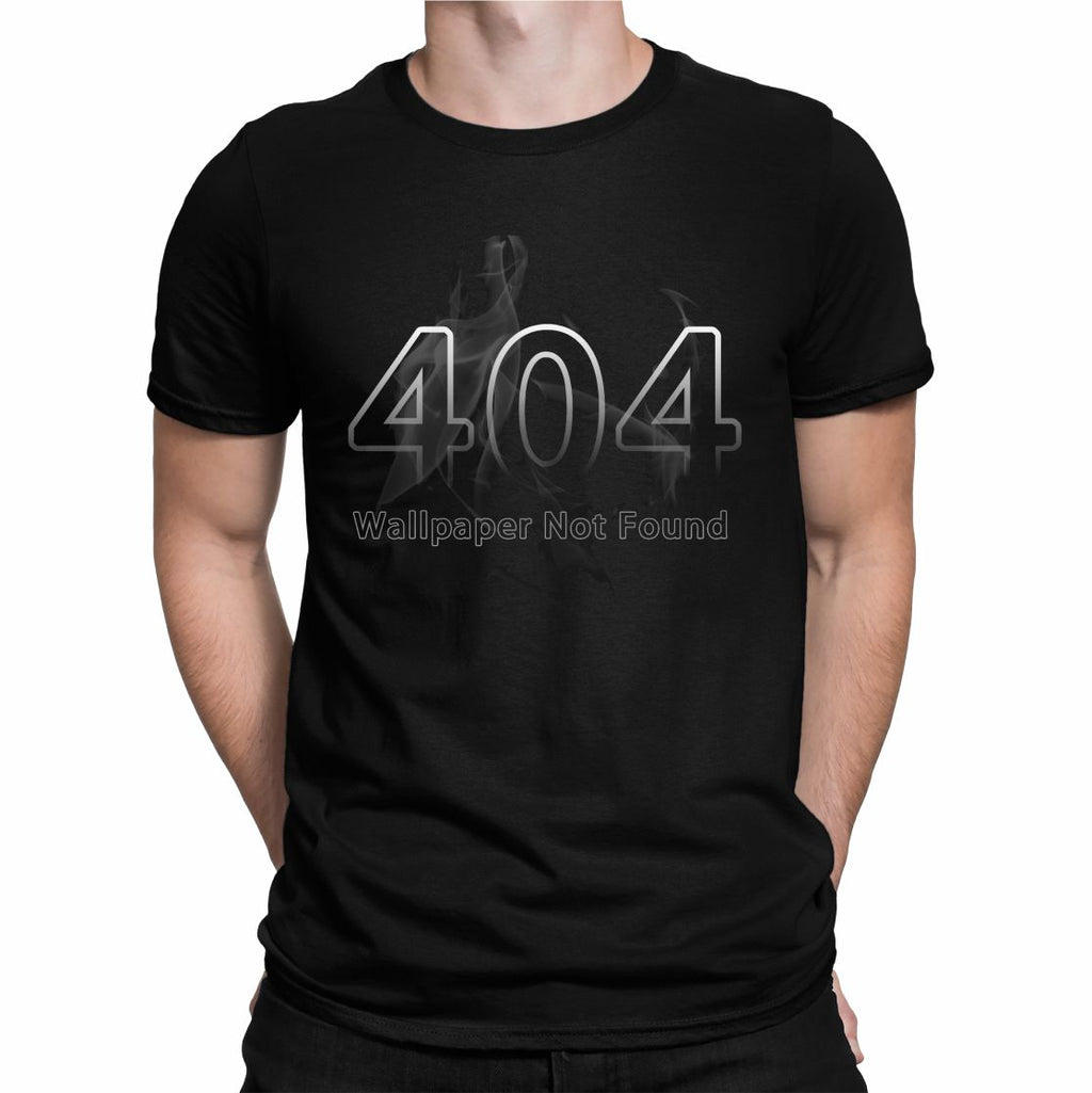 CAMISETA 404 NOT FOUND