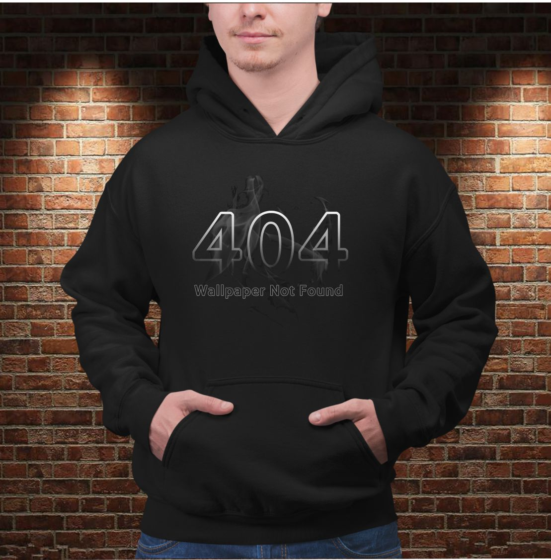 SUDADERA 404 NOT FOUND