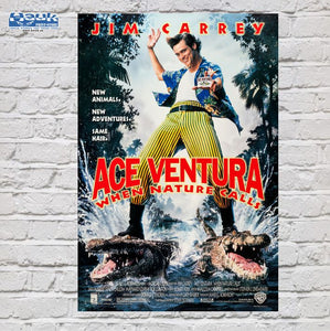 POSTER ACE VENTURA
