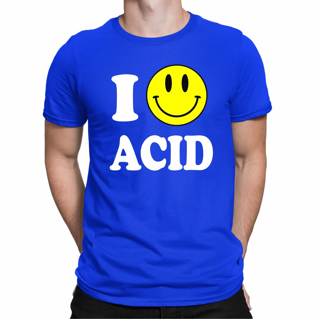 CAMISETA ACID HOUSE