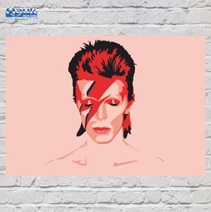 PÓSTER BOWIE 2.0