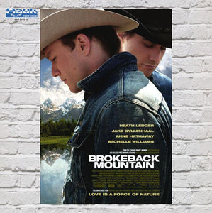 PÓSTER BROKEBACK MOUNTAIN