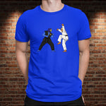 CAMISETA COBRA KAI - HE MAN VS SKELETOR