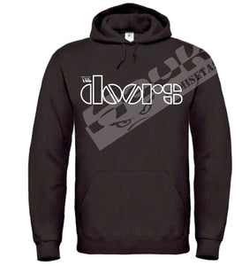 SUDADERA THE DOORS LOGO