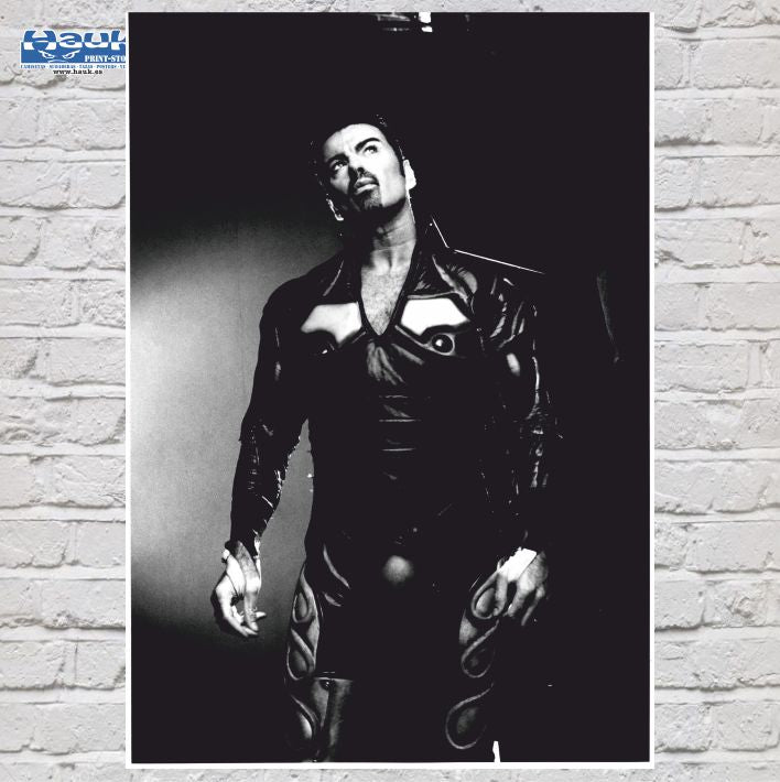 PÓSTER GEORGE MICHAEL