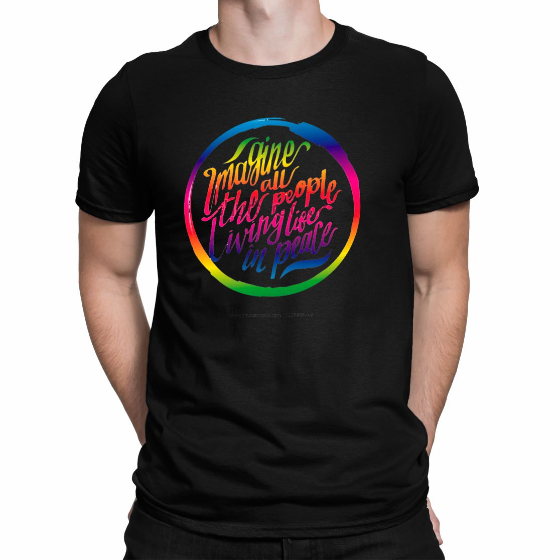 CAMISETA IMAGINE