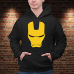 SUDADERA IRON MAN 2.0