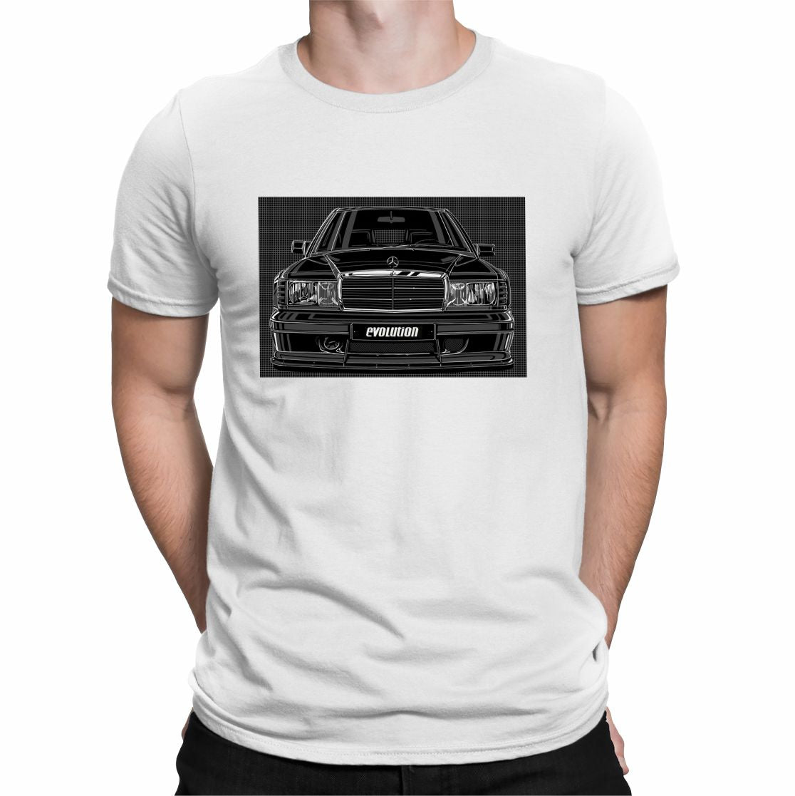 CAMISETA MERCEDES BENZ