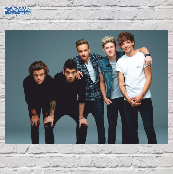 PÓSTER ONE DIRECTION