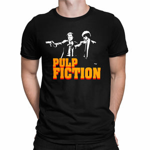 CAMISETA PULP FICTION 2.0