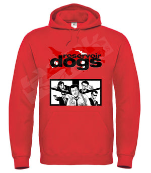 SUDADERA RESERVOIR DOGS 2.0