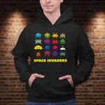 SUDADERA SPACE INVADERS