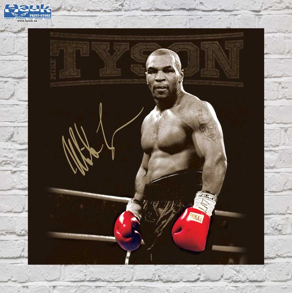 PÓSTER MIKE TYSON