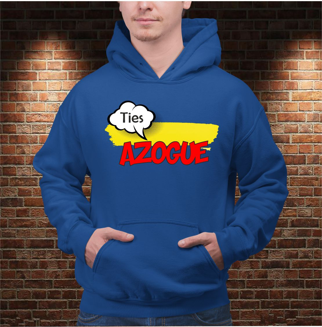 SUDADERA AZOGUE