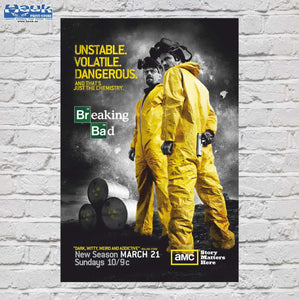 POSTER BREAKING BAD 3