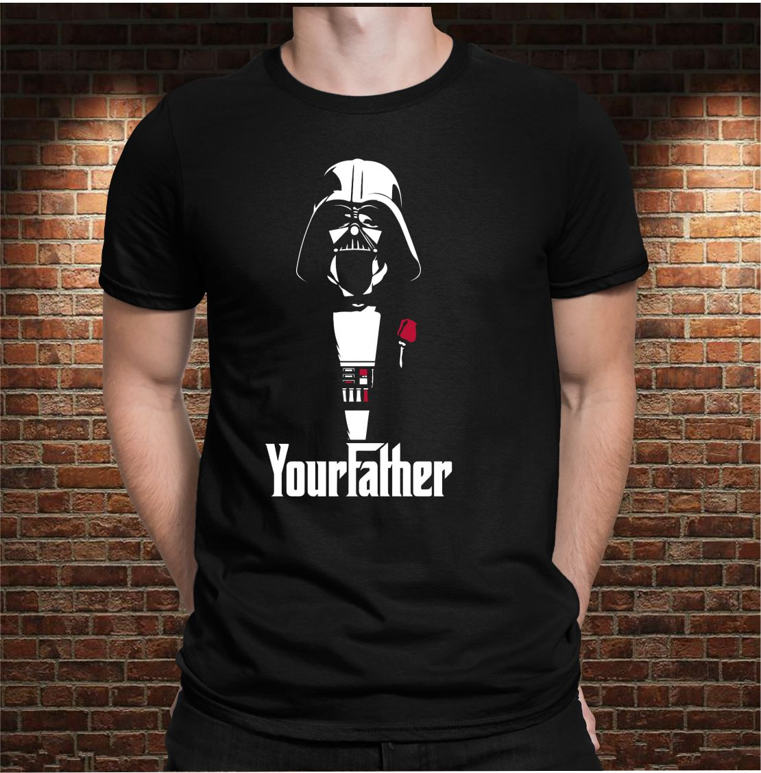 CAMISETA DARTH CORLEONE