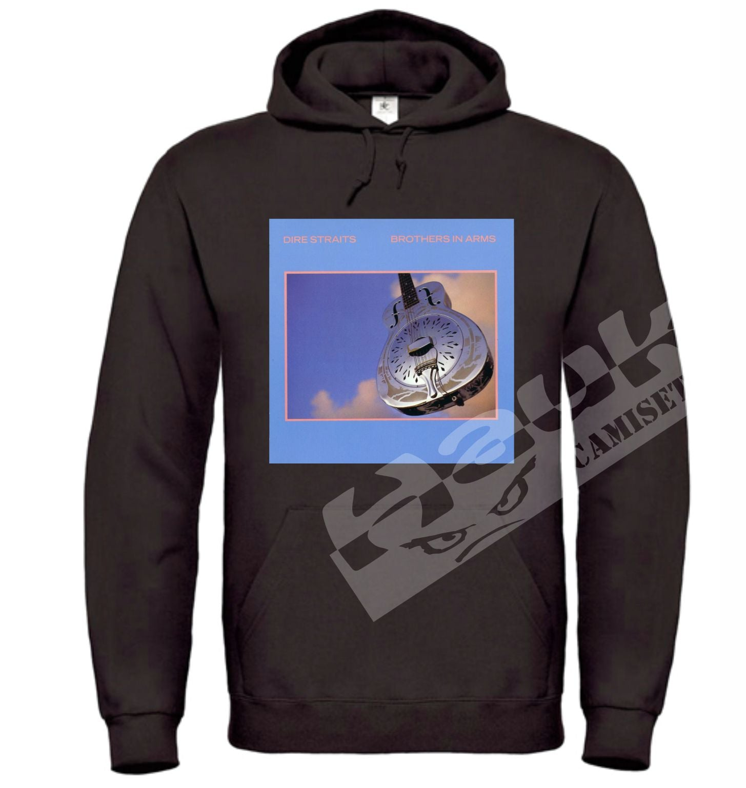 SUDADERA DIRE STRAITS BROTHERS IN ARMS