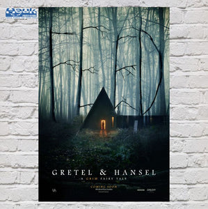 PÓSTER GRETEL AND HANSEL