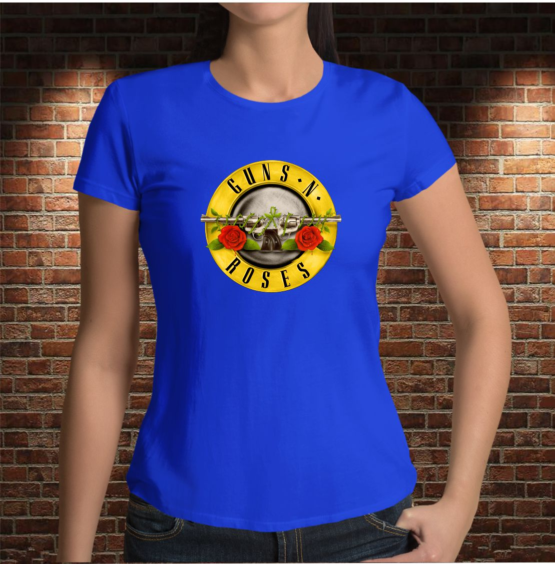 CAMISETA GUNS AND ROSES 3.0