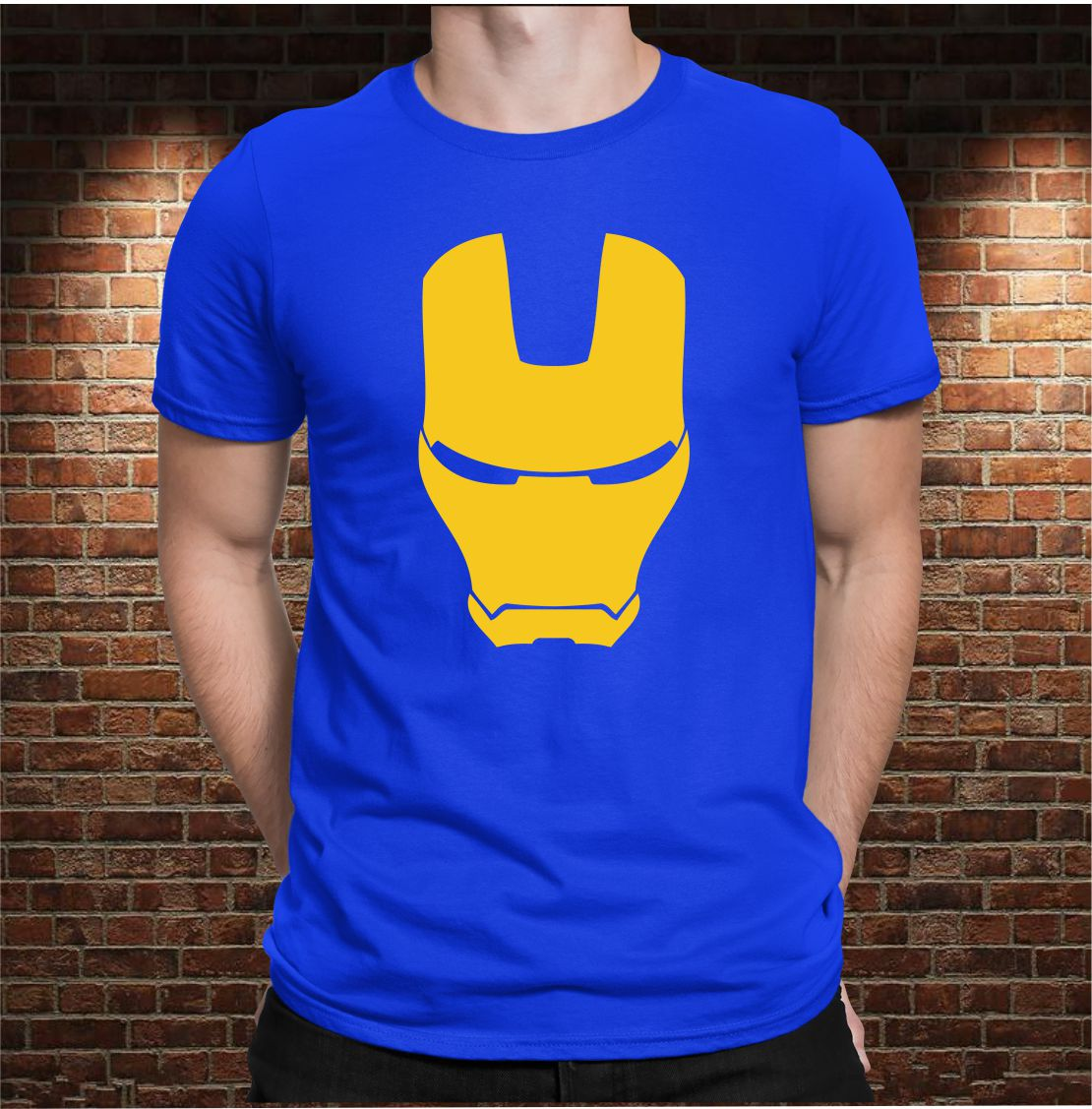 CAMISETA IRON MAN 3.0