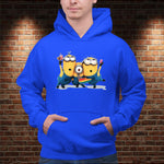 SUDADERA MINIONS PARTY