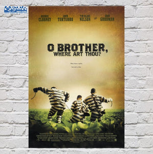 PÓSTER O BROTHER