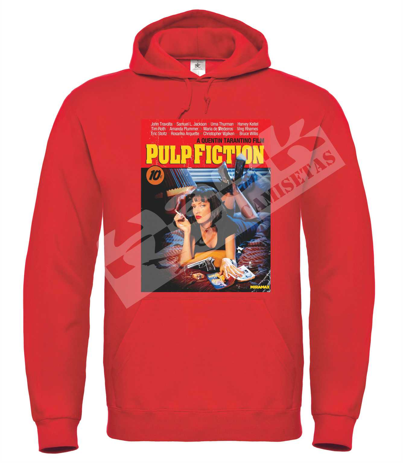 SUDADERA PULP FICTION