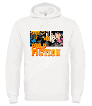 SUDADERA PULP FICTION DANCE