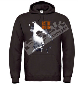 SUDADERA U2 RATTLE AND HUM