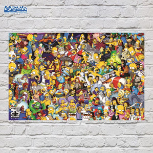 PÓSTER LOS SIMPSONS