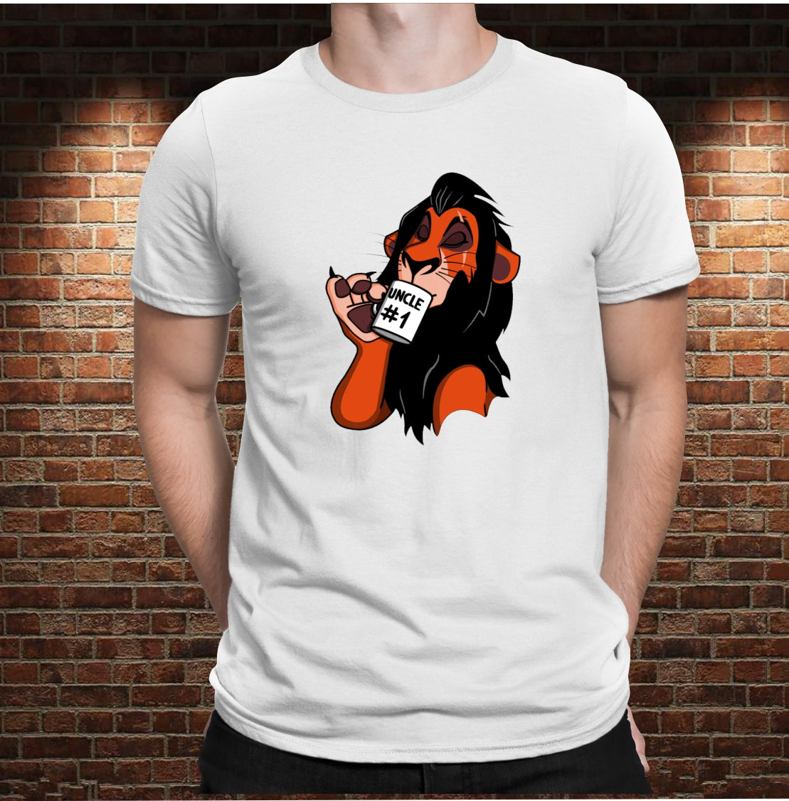 CAMISETA SCAR UNCLE Nº1