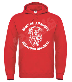 SUDADERA SONS OF ANARCHY
