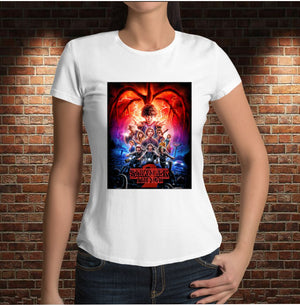 CAMISETA STRANGER THINGS 2.0