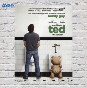 PÓSTER TED