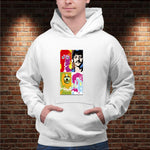 SUDADERA THE BEATLES POP ART