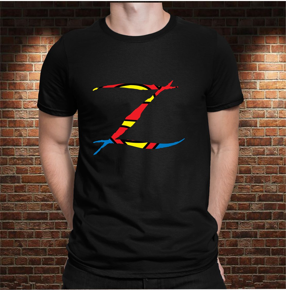 CAMISETA ZUPERMAN